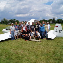 Aircraft mechanic apprentices shoot to the skies