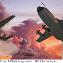 AKKA partners with PFW Aerospace and Rosenbauer around its turnkey conversion solution of military aircrafts into firefighters