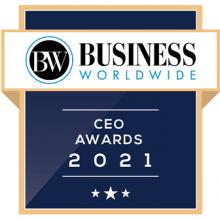 Head of PFW Aerospace wins Business Worldwide Magazine CEO Award