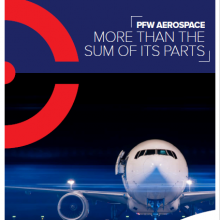 More than the sum of its parts – PFW Aerospace in Business Focus Magazine